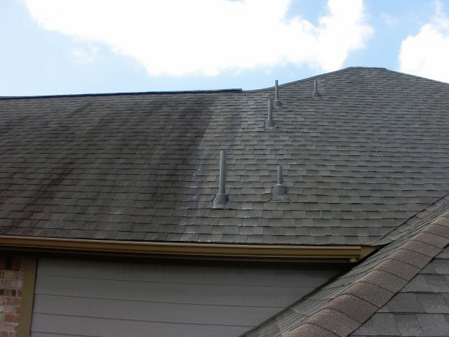 Spotless Eco Clean Roof Cleaning